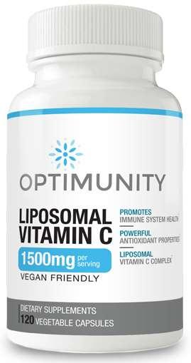 Optimunity Liposomal Vitamin C
