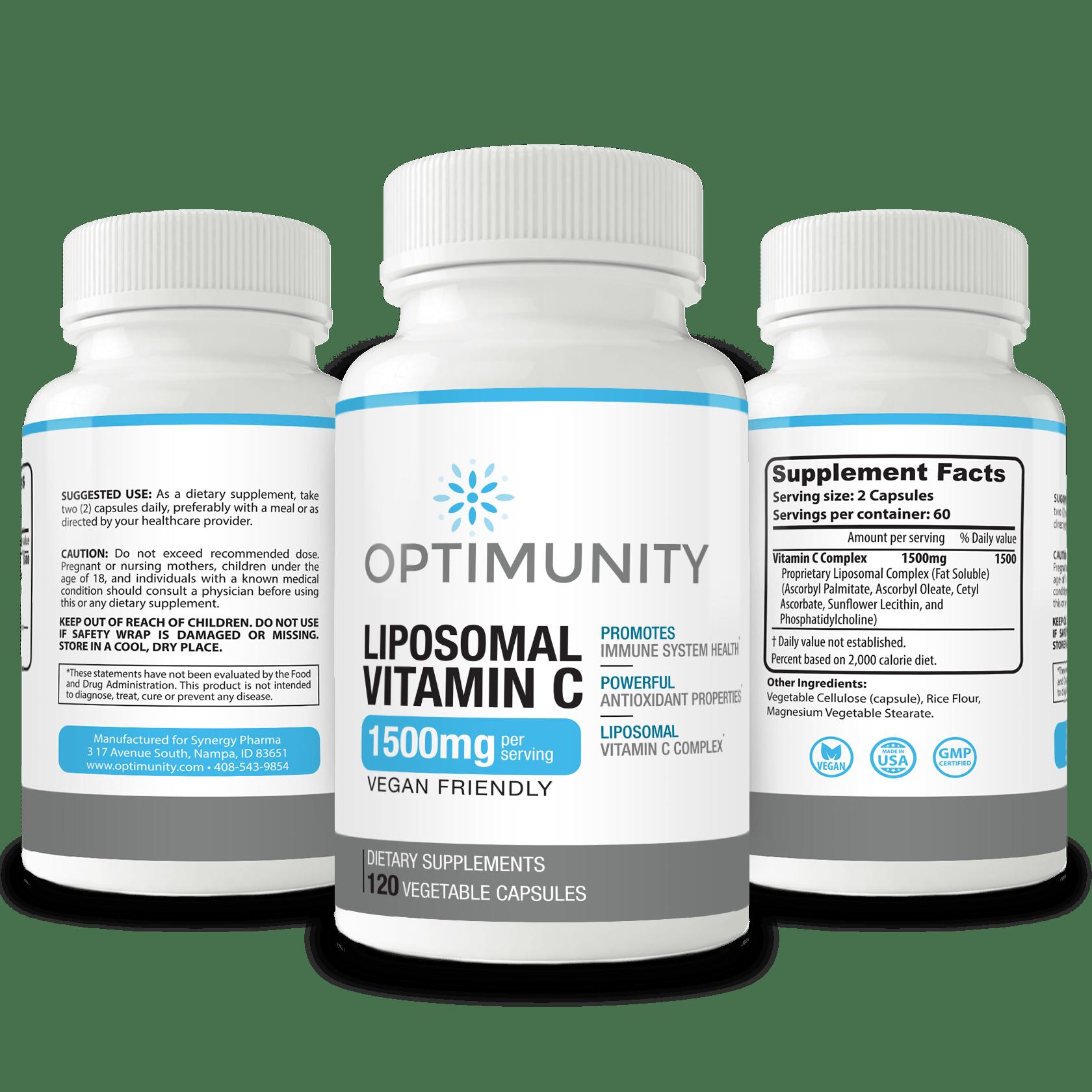 Optimunity Immune system booster