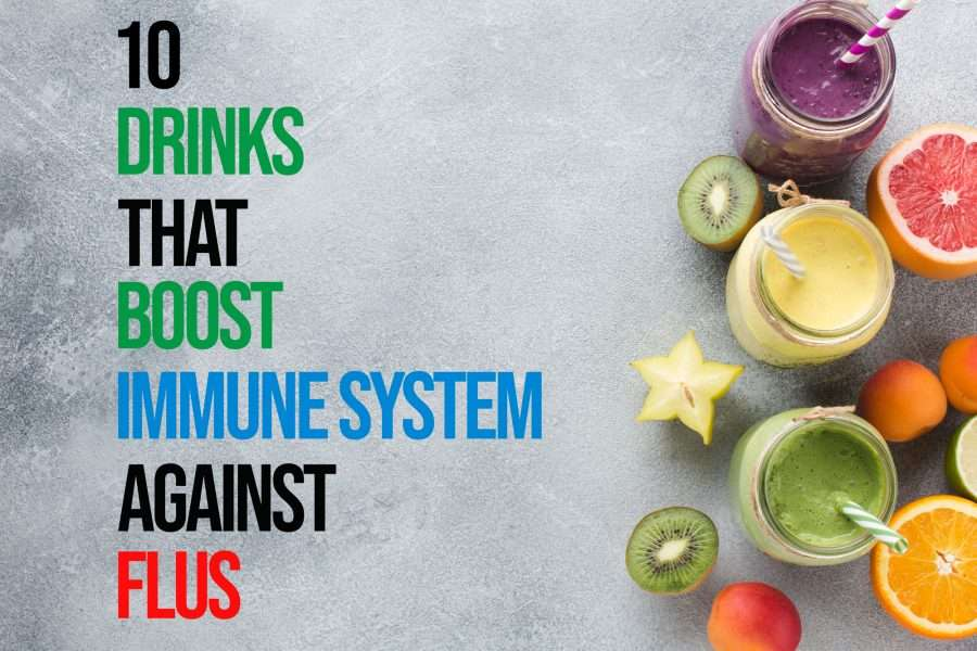 Drinks That Boost Immune System